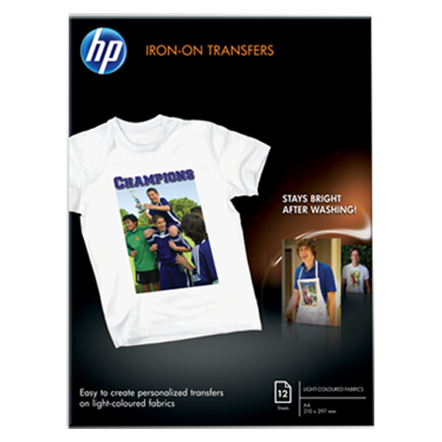 HP Iron-on Transfers - C6050A