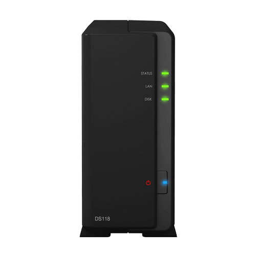 SYNOLOGY NAS DiskStation DS118