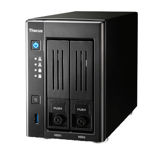 THECUS Multimedia NAS Server N2810PRO