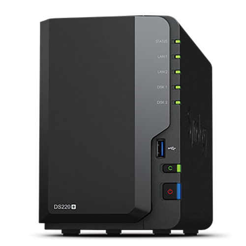 SYNOLOGY DS220+ DiskStation