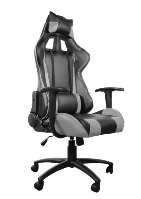 AH SEATING Gaming Chair e-Sport DS-042 Black/Grey DS-042 BG