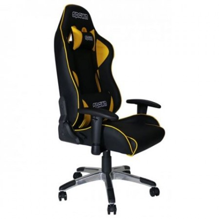 Gejmerska stolica CP-BY1G Gaming Chair Spawn Champion Series Yellow