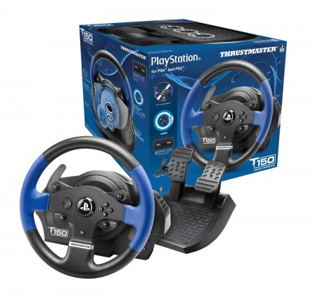THRUSTMASTER T150 RS Force Feedback Wheel PC/PS3/PS4 4160628