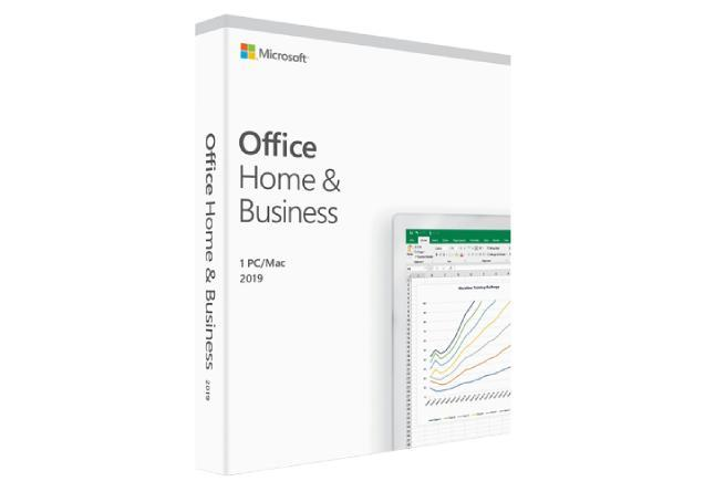Microsoft Office Home and Business 2019 ENG T5D-03347