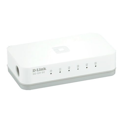 D-LINK Switch GO-SW-5E
