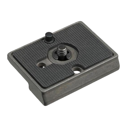 MANFROTTO 200PL - Quick Release Plate with 1/4 Screw and Rubber Grip